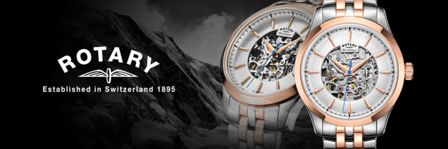 Rotary Watches banner