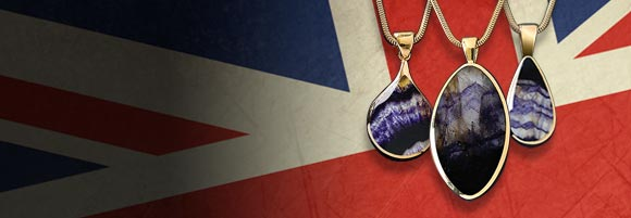 Shop Derbyshire Blue John