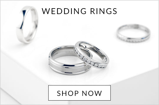 Wedding Rings - Shop Now