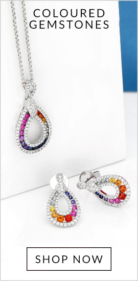 Coloured Gemstones - Shop Now
