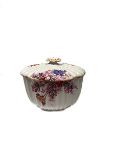 Chelsea Garden Sugar Bowl with Lid, Spode China