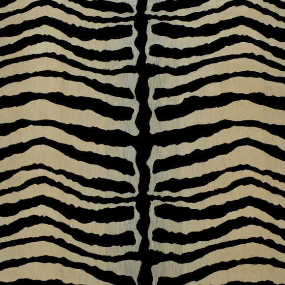 Clarence House Zebra Velours Soie