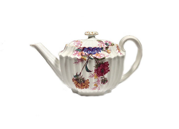 Chelsea Garden Tea Pot, Spode China