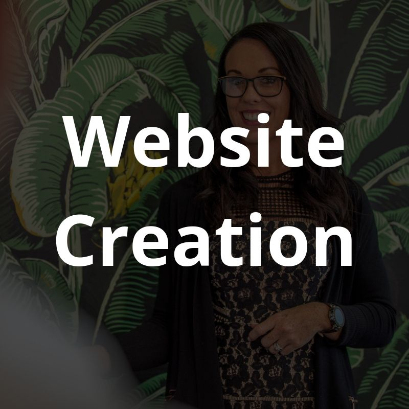 Website Creation & Strategy