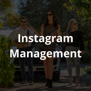 Instagram Marketing - Content production