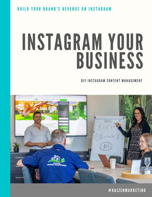 The DIY Instagram Marketing Blueprint - E-Book