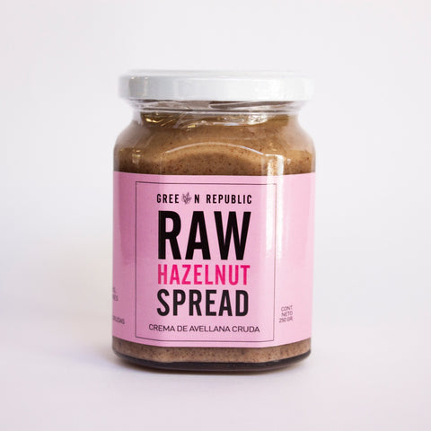 Spread Raw Avellana