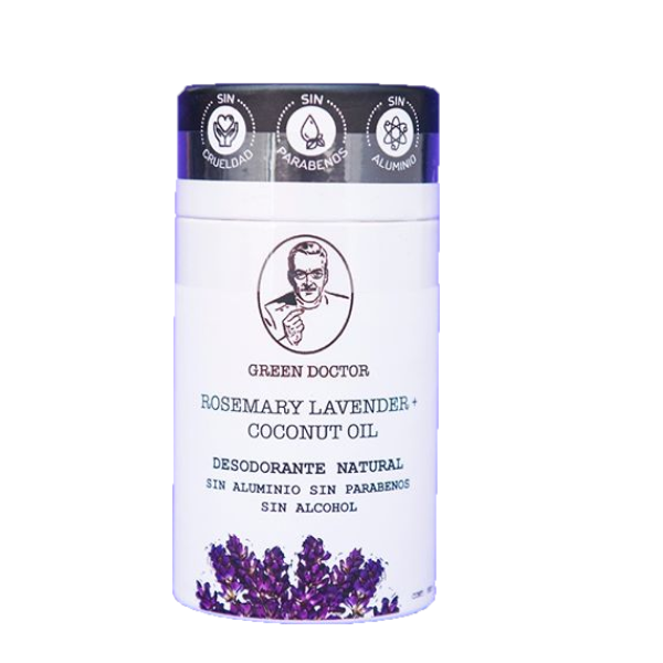 Green Doctor - Rosemary Lavender + Coconut Oil