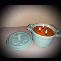 Bakery Scented Soy Mini Crock Candle Set - Intuitive Clarity Candle Boutique