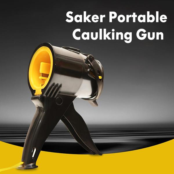 Portable Caulking Gun