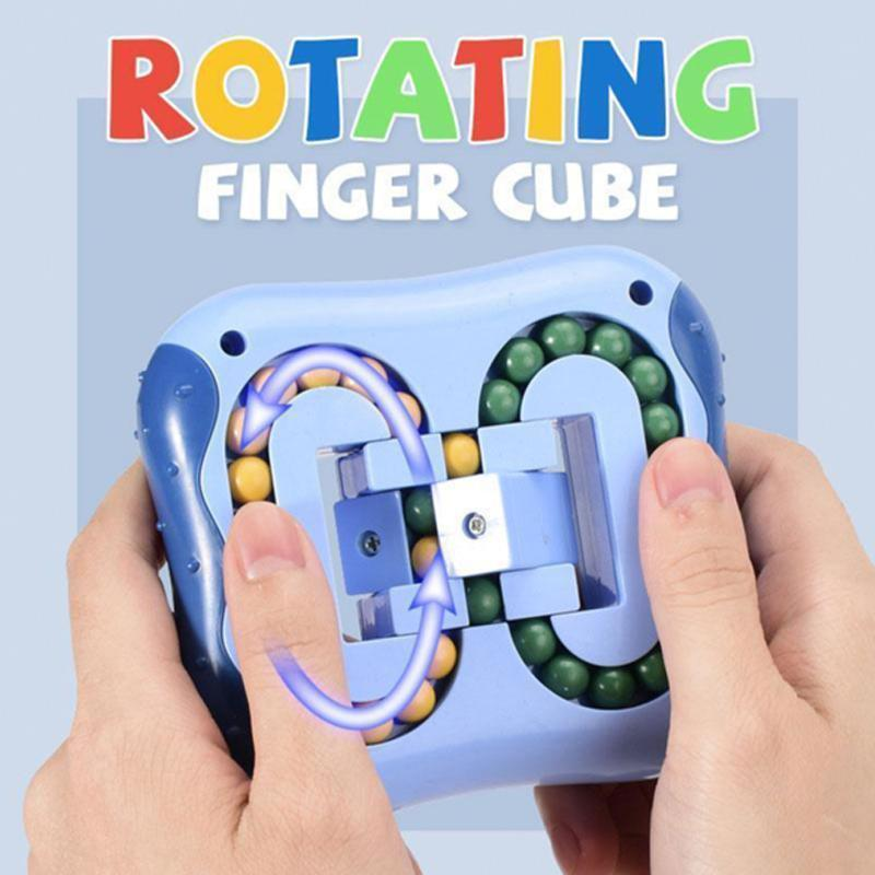 Rotating Finger Cube