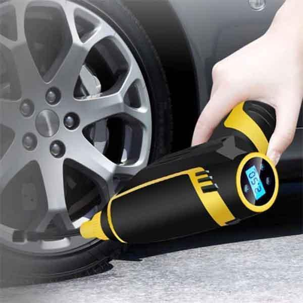 Portable Automobile Air Pump