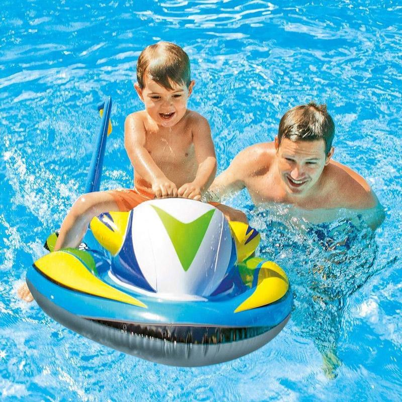 Inflatable Swim Raft Summer Pool Toys