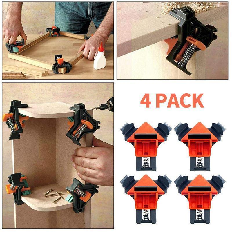 Haloera™ Corner Clamps(4 Pcs)