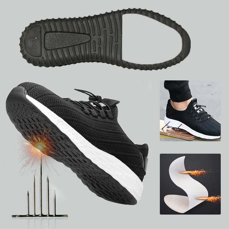 Hirundo Shockproof Light Breathable Durable Shoes