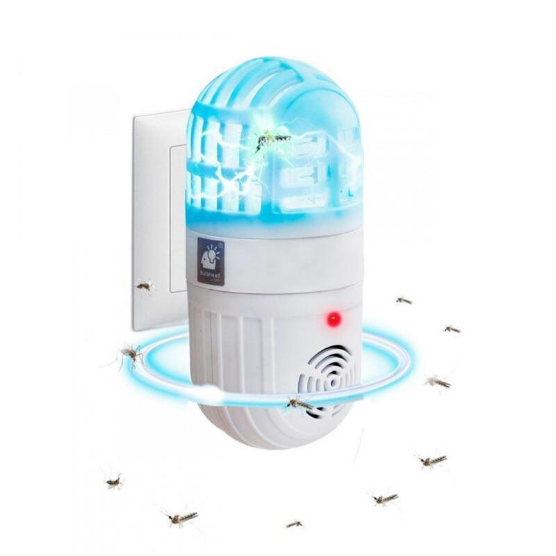 Ultrasonic Blue Light Two-in-one Insect Repellent