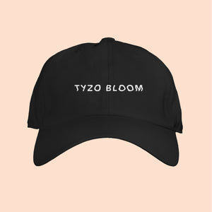 Tyzo Bloom Embroidered Hat