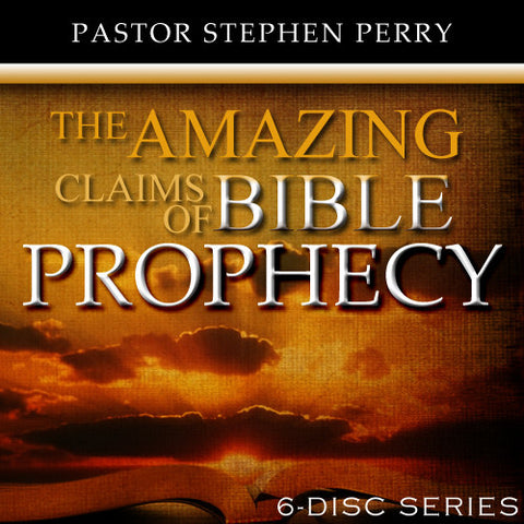 Amazing Claims of Bible Prophecy - CD