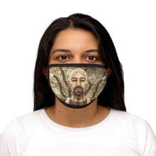 Load image into Gallery viewer, Accessories One size The End - Mixed-Fabric Face Mask