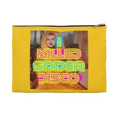 Bags Small / Black I KILLED SPIDER DISCO (Steve) - Accessory Pouch