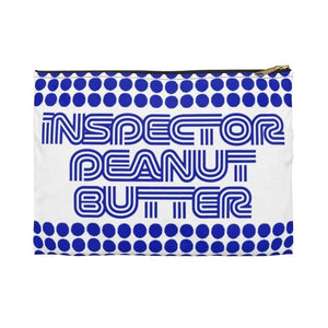 Inspector Peanut Butter - Blue - Accessory Bag - Solitary Isle