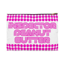 Load image into Gallery viewer, Inspector Peanut Butter In Surprise Pink - Accessory Bag - Solitary Isle