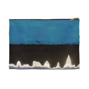 Bags Small / Black Matte Fire - Accessory Pouch
