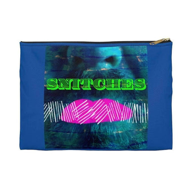Bags Small / Black SNITCHES - Accessory Bag