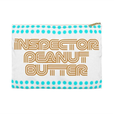 Inspector Peanut Butter - Accessory Bag - Solitary Isle