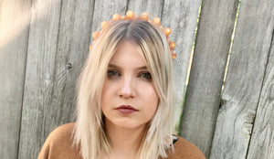 New! Moonglow Crown Headbands