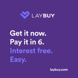 Spread the cost with Laybuy