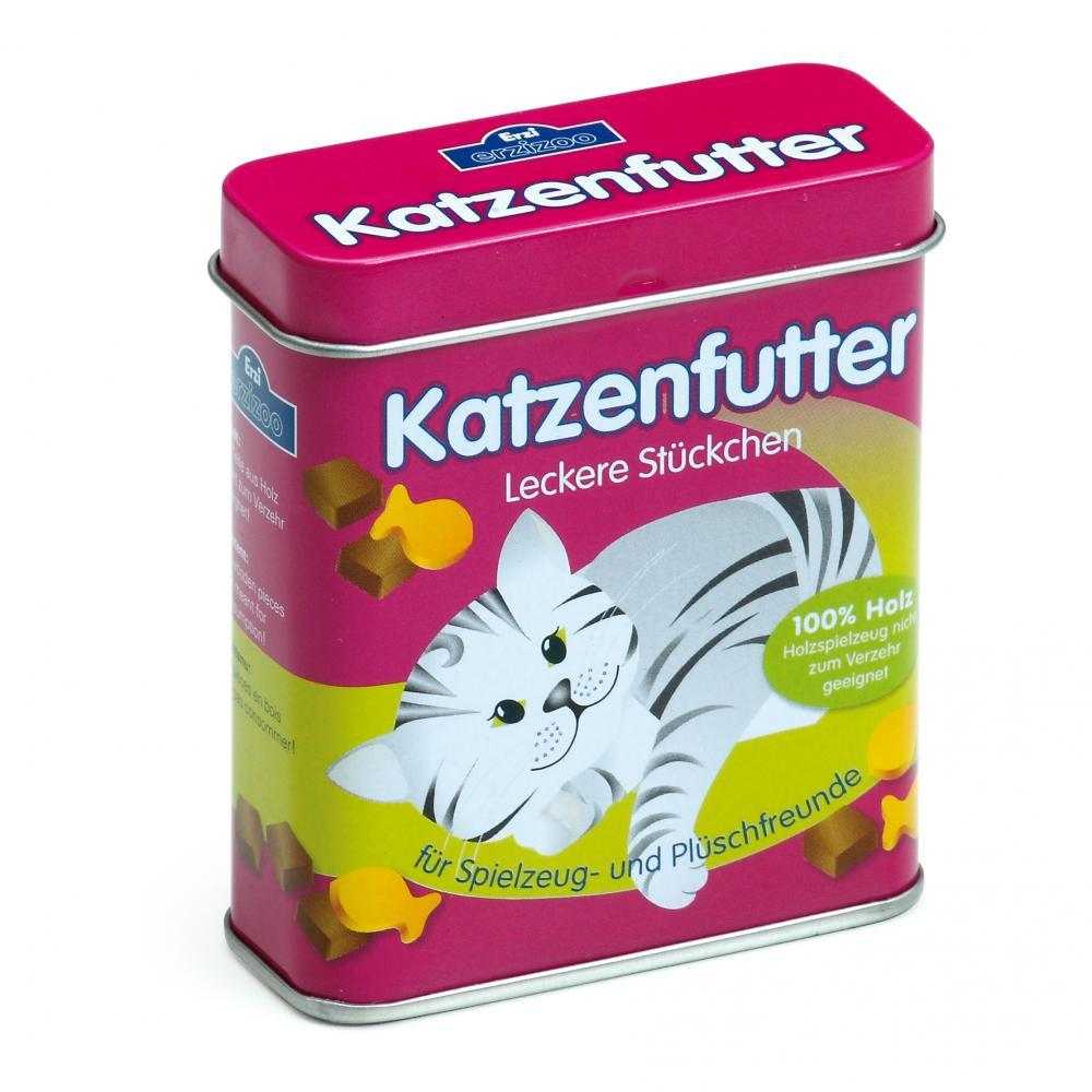 Cat Food in a Tin by Erzi
