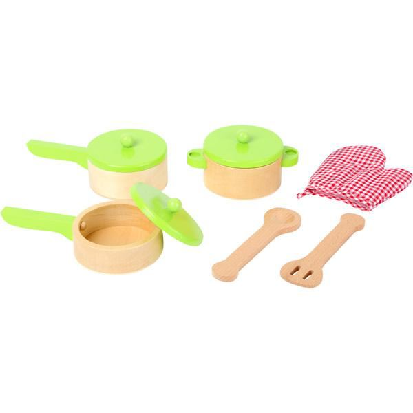 Cooking Set for Play Kitchens by Small Foot