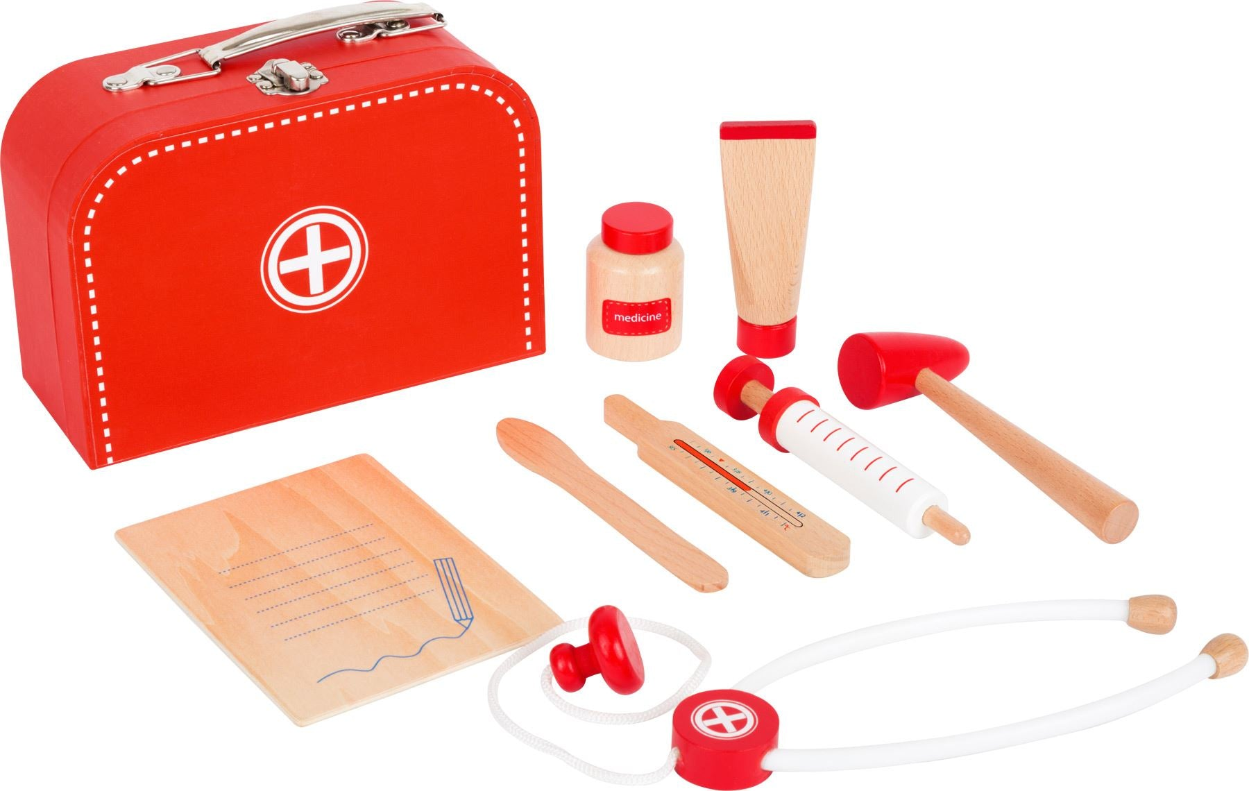Doctor's Kit Play Set by Small Foot