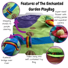 Enchanted Garden Maxi Playbag by Playbag Company