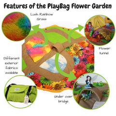 Flower Garden Maxi Playbag by Playbag Company