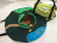 Forest Glade Mini Playbag by Playbag Company