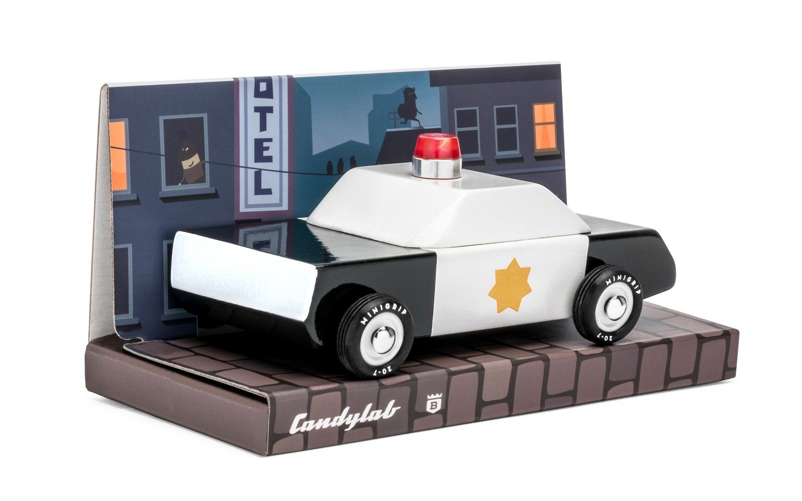 Junior Police by Candylab Toys