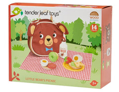 Little Bear's Picnic by Tender Leaf Toys