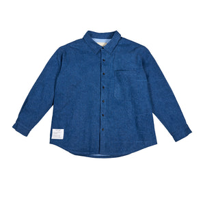 Denim Padded Shirt