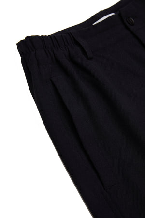 Elastic Pants - Black