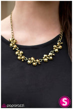 Load image into Gallery viewer, Hollywood Hills - Paparazzi Brass Necklace - BlingbyAshleyNicole