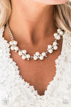 Load image into Gallery viewer, Love Story - Paparazzi Blockbuster White Necklaces - BlingbyAshleyNicole