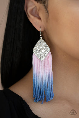 Dip In - Paparazzi Multi Earrings - BlingbyAshleyNicole