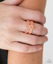 Load image into Gallery viewer, Fairytale Fabulous - Copper Ring - BlingbyAshleyNicole