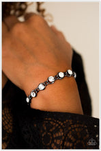 Load image into Gallery viewer, Last GLAM Standing - Black Bracelet - BlingbyAshleyNicole