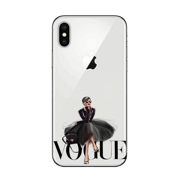 Women  phone case cover For IPhone XS MAX