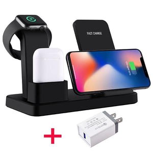 UnWiired 3-in-1 Smart Charging Dock - UnWiired