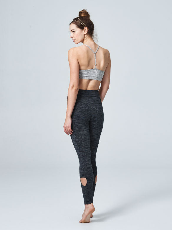 Delighted Leggings Choarcoal Black