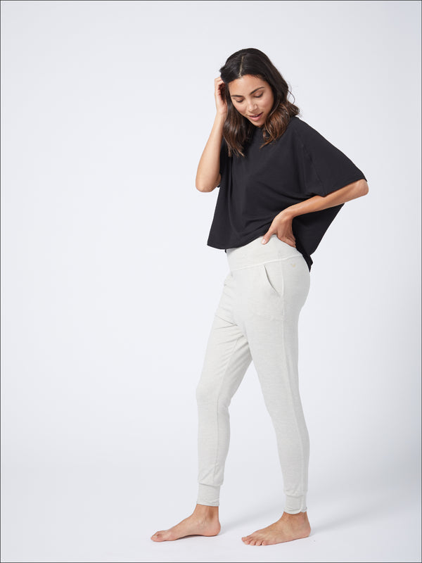 Tranquil Lounge Pant Oatmeal